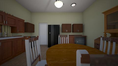 Rustic Home Kitchen - Kitchen  - by WestVirginiaRebel