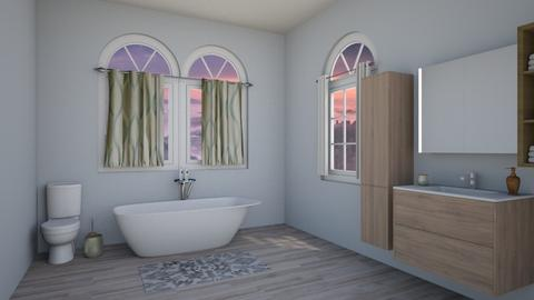 vcddr - Bathroom  - by April2504