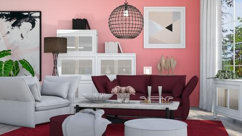 M_ Mariposa - Living room  - by milyca8