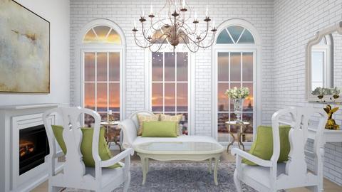 Interior Design House - by carolinasierra