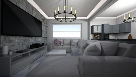 cozinha - Living room  - by biiamartiins