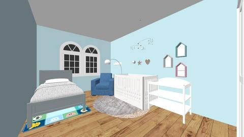 Baby room - Kids room - by panyy12