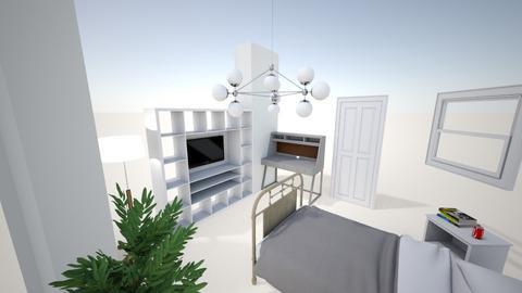 Pop Teen bedroom  - Classic - Bedroom  - by PoppsterWopster1235