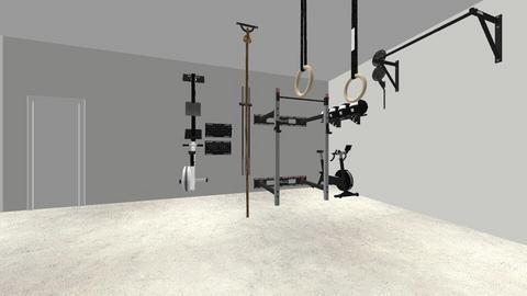 B's Gym - by rogue_3a5255392a477fa810dfe477985e9