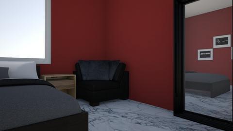 Cuarto de Daka 8 - Bedroom  - by PaolaRoque