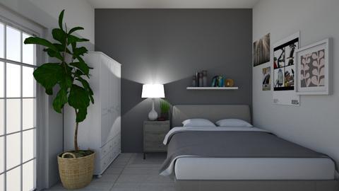 my room - Modern - Bedroom - by lukepint