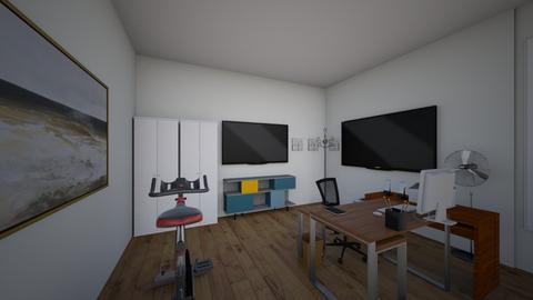 abitacion  - Office  - by brayan raul