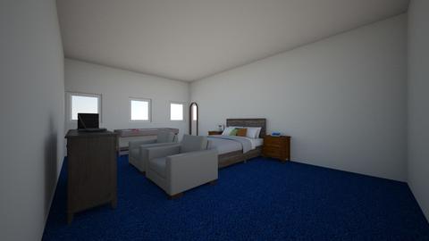 Kids bedroom_1 - Modern - Kids room  - by nathanferrer04