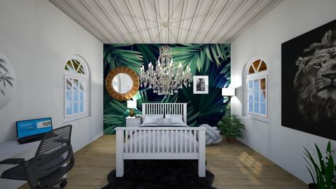 Plant bedroom - Bedroom  - by bobtastic8