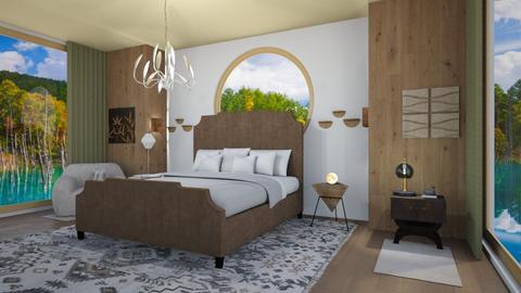 Feng Shuii design - Minimal - Bedroom  - by BlackOrchidea
