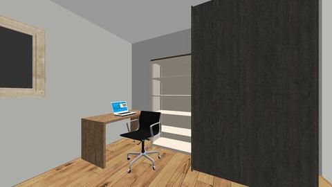 studeerkamer - Office  - by Johny 26