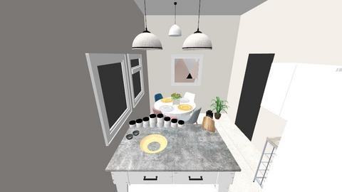 kitchen caroline - Kitchen - by cdewilly1