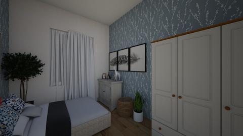 Ana Jimukhadze - Living room  - by anajimukhadze