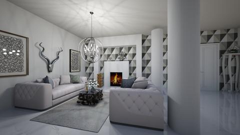 Vanity - Living room  - by Marta Perkowska