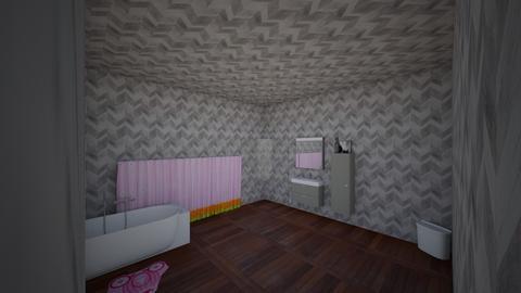 Main bathroom - Bathroom  - by ayanna528