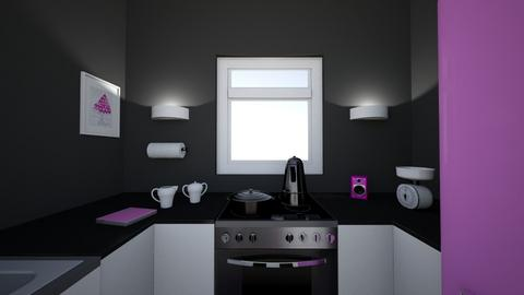 retro - Kitchen  - by jsebfei