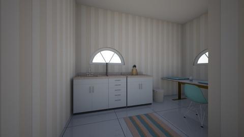 vertical lines - Kitchen  - by jayda1990