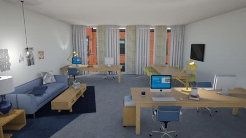 Office - by Teigh Lynn