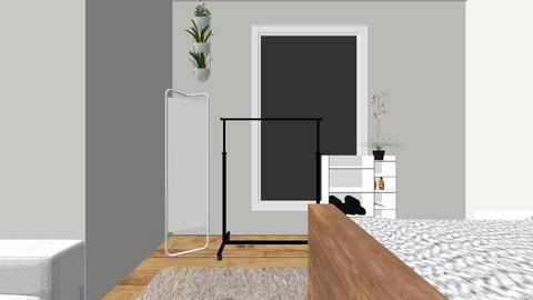 nafssfdhdfshfdj - Bedroom - by ariellee