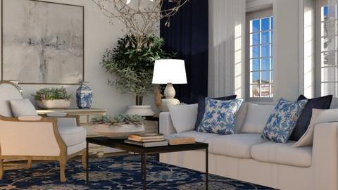 Moore - Classic - Living room  - by Claudia Correia