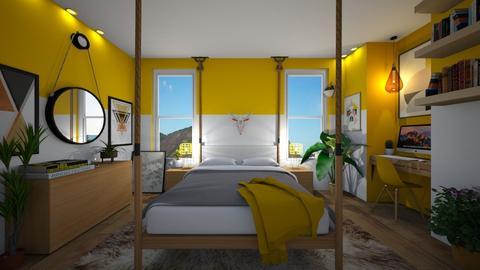 diy - Bedroom - by diegobbf