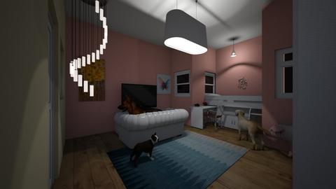 drxdgedfedvbrncvy - Bedroom - by Puppyloverawe
