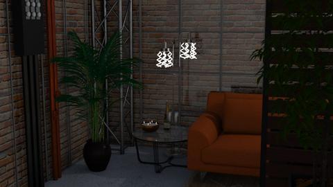 floor lamp - by Phospective