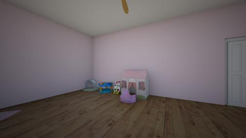 mesh - Kids room - by ereeeennn