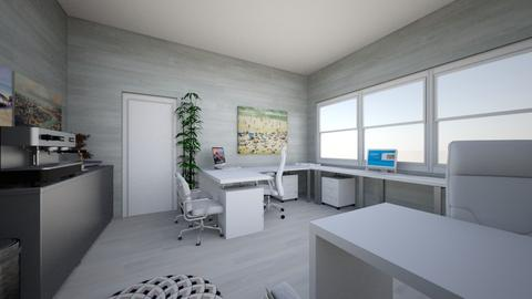 DWR Office - Modern - Office  - by LauraBanyan