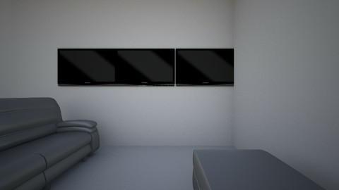 lol flat tv - by gardin gala