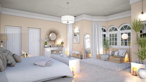 TIFFANY - Glamour - Bedroom  - by udontknowmeok