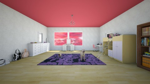 Room1 - Modern - Kids room  - by shine_brightforever