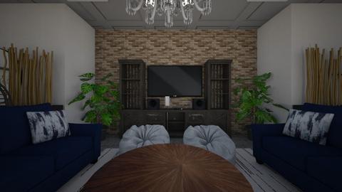 my love - Living room  - by _friedmomo_