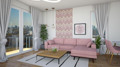 develop inns - Living room  - by ewcia3666