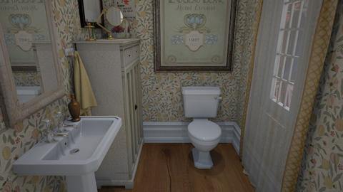 Vintage toilet - Bathroom  - by Thrud45