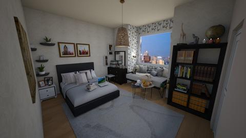 my room - Bedroom  - by Dijana93