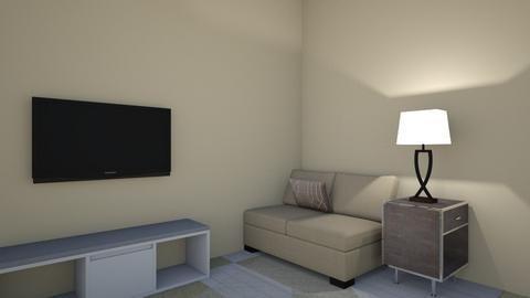HABITACION - Classic - Bedroom  - by GladysQuispe