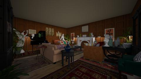 Casual library  - Eclectic - by kryler