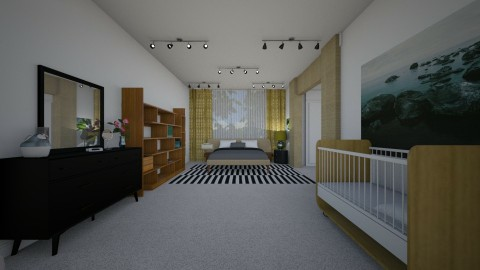 2BR_2BA Master Bed 2 - by Lele03