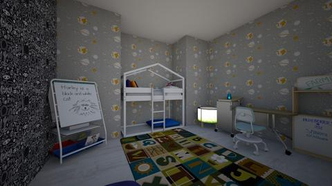 childs room - Modern - Garden  - by marthalyman9