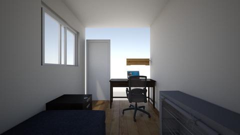 Quarto Estudio - Bedroom  - by renatoandrade00