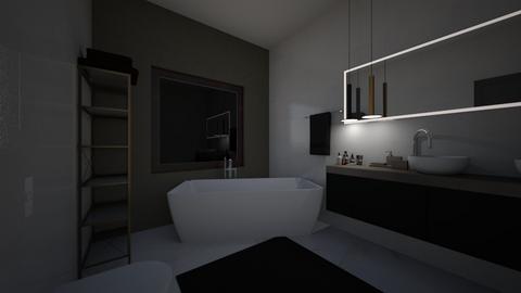 Banyo - Bathroom - by Beyzakm