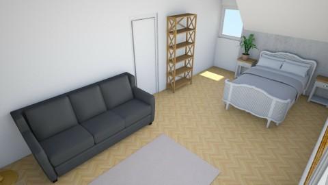 Bens Bounce 1 - Rustic - Bedroom - by flipperhirni