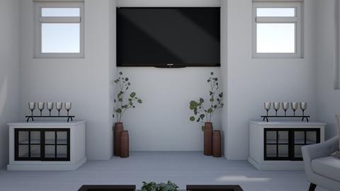 Jodis living room pt 6 - Modern - Living room  - by ebungarden