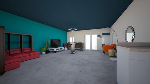 DeGeren10_interieur_v1 - Living room  - by DeGeren10Uden