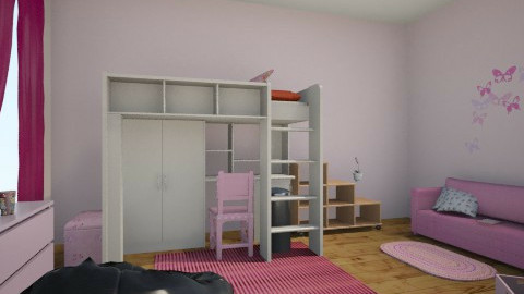 for kids!!!!!! - Classic - Kids room  - by marvelentza