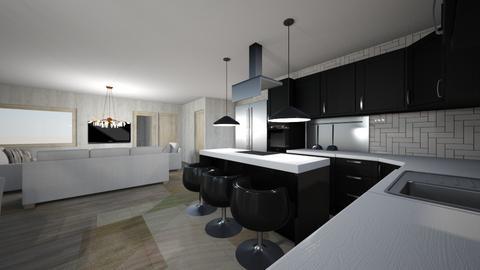 moderno - Living room  - by aylinn_bayer