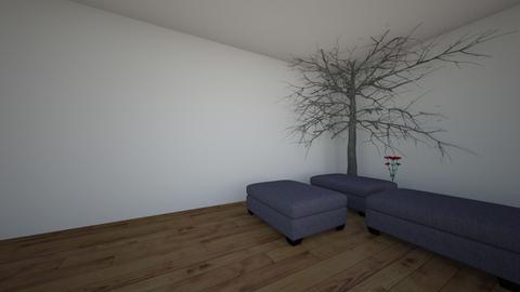 day night - Living room  - by duaa123