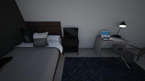 my room - Bedroom  - by havanaodell