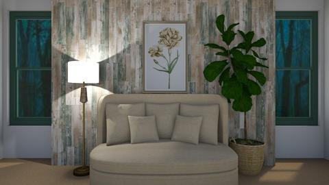 Wooden Wall Competition  - Living room  - by LD16